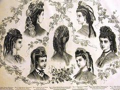 1872 Antique Art Print