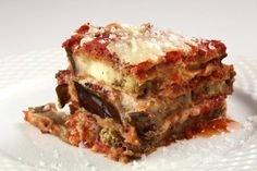Even if you don't have an Italian grandma, you can still achieve this awesome eggplant parmesan.