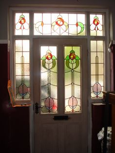 Victorian Stained Glass Stained Glass Film Purlfrost The