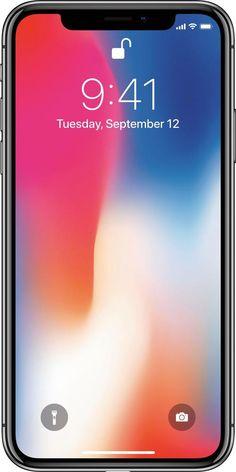 Popular on Best Buy : Apple - iPhone X 256GB - Space Gray (Verizon)