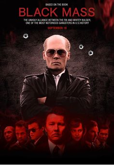 Gangster Flick is a site dedicated to exploring the gangster movie genre including Goodfellas (Scorsese) The Godfather (Coppola) Pulp Fiction (Tarantino) Gangster Movies, Mafia Families, Joel Edgerton, Black Mass, Alternative Movie Posters, Jonny Deep, The Godfather, Statements, Pulp Fiction