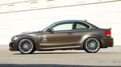 Behold: the 600bhp BMW 1M Coupe - BBC Top Gear