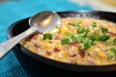 End of Summer Corn Chowder from Fresh 365