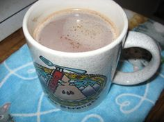 Easy Hot Cocoa (Microwave) from Food.com: This is homemade hot cocoa that takes just over a minute to make. Uses baking cocoa and milk. It comes from the Nestle website.