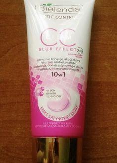 Kup mój przedmiot na #vintedpl http://www.vinted.pl/kosmetyki/pielegnacja-ciala/11980507-bielenda-krem-cc-cream-blur-effect-10w1-efekt-satynowej-skory