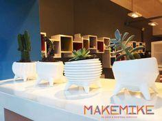 """Molcajete"" Flowerpot Line by MAKEMIKE - Thingiverse"