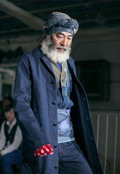 Advanced fashion - street style