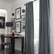 Znalezione Obrazy Dla Zapytania Living Room Black Curtains