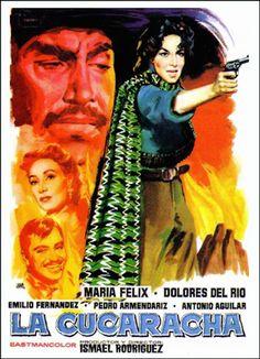 La Cucaracha - María Felix
