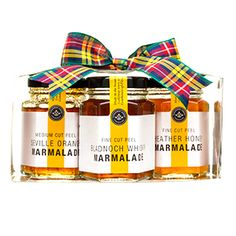 Marmalade Sampler from the Scottish Gourmet USA