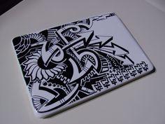 Sharpie Drawings | Pinstripe Chris: The Sharpie Mac-top