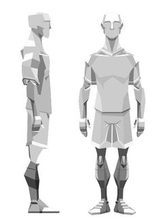 lowpoly_char_football - The Frank Barton Company Case Studies Character Model Sheet, Game Character Design, Character Modeling, 3d Character, Character Concept, 3d Modeling, Game Design, Animation, Cinema 4d