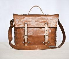 Josef Messenger Bag