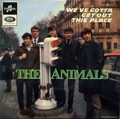 The Animals best band great song 1960s
