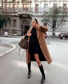 Paris Outfits, Winter Fashion Outfits, Casual Fall Outfits, Mode Outfits, Fall Winter Outfits, Classy Outfits, Autumn Winter Fashion, Trendy Outfits, New York Winter Fashion