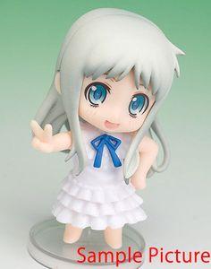 Anohana Menma Meiko Honma Petit Nendoroid Figure Good Smile Co JAPAN ANIME MANGA