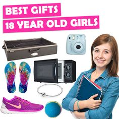 Best Gifts And Toys For 18 Year Old Girls