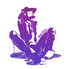 「ルパン三世落書き(腐混在)」/「喵喵子Aulauly」の漫画 [pixiv] Big Wednesday, Lupin The Third, Samurai Jack, Kaito, Boyfriends, Animation, Drawing, Wallpaper, Artist