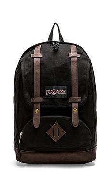 Jansport Baughman Backpack in Black