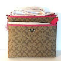 Coach Messenger File Cross Body Bag