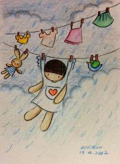 AChiBuu Handmade: AChiBuu Sketches