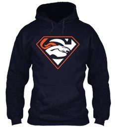 Super Broncos Hoodie - ORIGINAL | Teespring