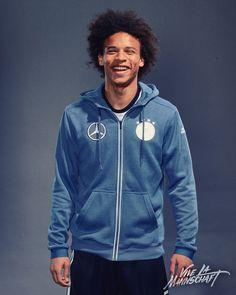Sané  Mercedes-Benz Fußball — Die DFB-Stars