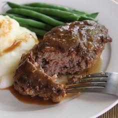 Salisbury Steak | Recipes | Spoonful