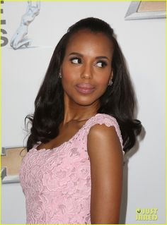 Celebrity hairstylist Marcus Francis used our NEW Monoi Oil to style the lovely Kerry Washington's hair tonight for the 2013 NAACP Image Awards!