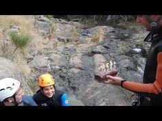 Uma estreia em conhecer e descer pelas ribeiras da madeira em canyoning, com a excelente equipa da EPIC Madeira