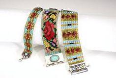 chili rose bracelet - linker kleurencombi voor wrap