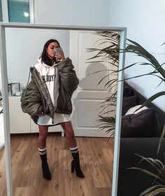 Cheap Women S Fashion Websites Fashion Killa, Look Fashion, Fashion Outfits, Womens Fashion, 90s Fashion, Looks Style, Looks Cool, My Style, Winter Outfits