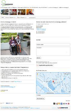 Klinik, Zürich, Alters- und Pflegeheim, Heim, Krankenheim