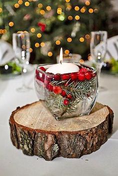 25 Elegant Christmas Party Table Decorations Ideas - Gifts and Costume Ideas for 2020 , Christmas Celebration Christmas Wedding Centerpieces, Christmas Party Table, Winter Wedding Decorations, Party Table Decorations, Rustic Centerpieces, Christmas Decorations, Winter Centerpieces, Winter Weddings, Centerpiece Ideas