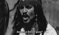 Pirates of the Caribbean movie quote