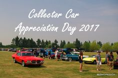 Happy Collector Car Appreciation Day--take a MyStarCollectorCar look at this big day. READ MORE: http://mystarcollectorcar.com/heres-to-you-baby-its-collec…/