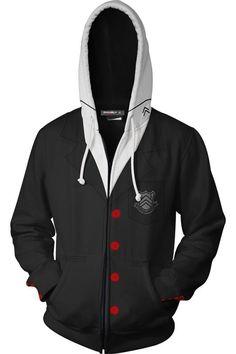 Persona 5 Hoodie P5 Ren Amamiya 3D Zip Up Sweatshirt Unisex – New  Cosplaysky Teen Hoodies 6141561f3920