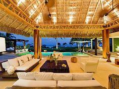 palapa living room