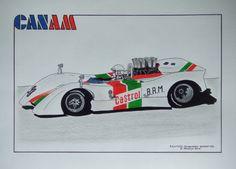 BRM P154 CanAm 1970
