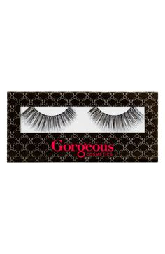 Gorgeous Cosmetics 'Maxi' Faux Lashes | Nordstrom
