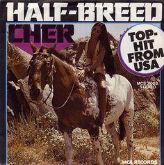 """Half Breed"" Cher (1973)"