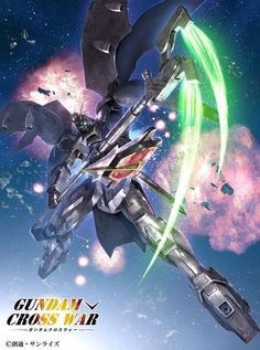 Gathered some mobile phone sized wallpapers from Gundam Cross War card game.      source:  http://polville13.net/gundam-crosswar           ...