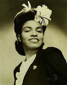 """musical theater and opera star Muriel Smith. she made her broadway debut in the title role of """"carmen jones"""" in 1943 and in the lead role of the opera """"carmen"""" in london, 1956. #blackbeauty"""