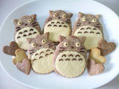 Cookie Totoro