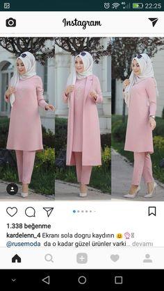 Street Hijab Fashion, Abaya Fashion, Muslim Fashion, Fashion Outfits, Hijab Gown, Hijab Style Dress, Muslim Wedding Gown, Muslim Dress, Lace Gown Styles