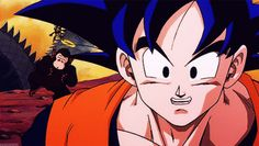 Goku, Bubbles, and Gregory
