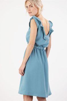 Sewing Pattern Chari Dress