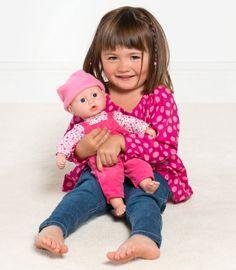 Little Belle 38cm Electronic Doll | Kiddicare