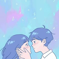 Art And Illustration, Character Illustration, Cute Couple Drawings, Cute Drawings, Kunst Inspo, Art Inspo, Anime Kunst, Anime Art, Aesthetic Art