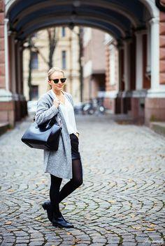 Leather Shorts, Helsinki, Fall Outfits, Raincoat, Classy, Lifestyle, Simple, Womens Fashion, Jackets
